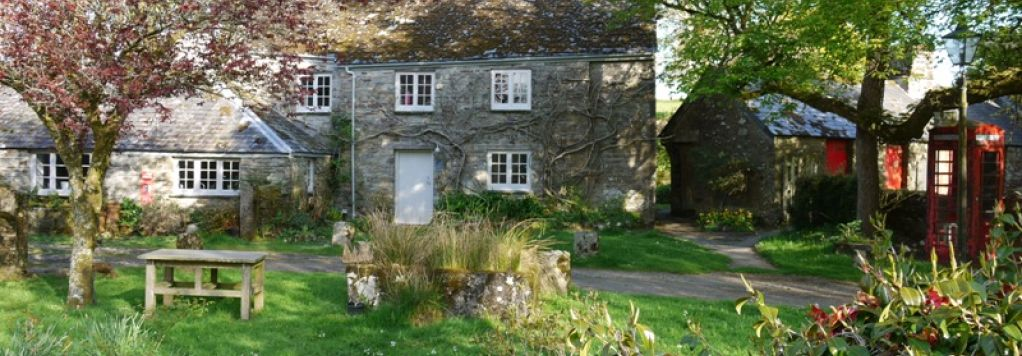 Manor Cottage Cornwall